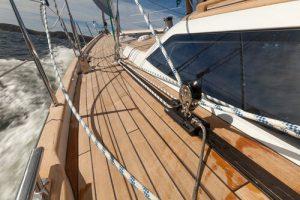 sailboat car on track